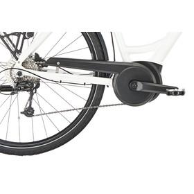 Ortler Bozen E-trekkingcykel hvid